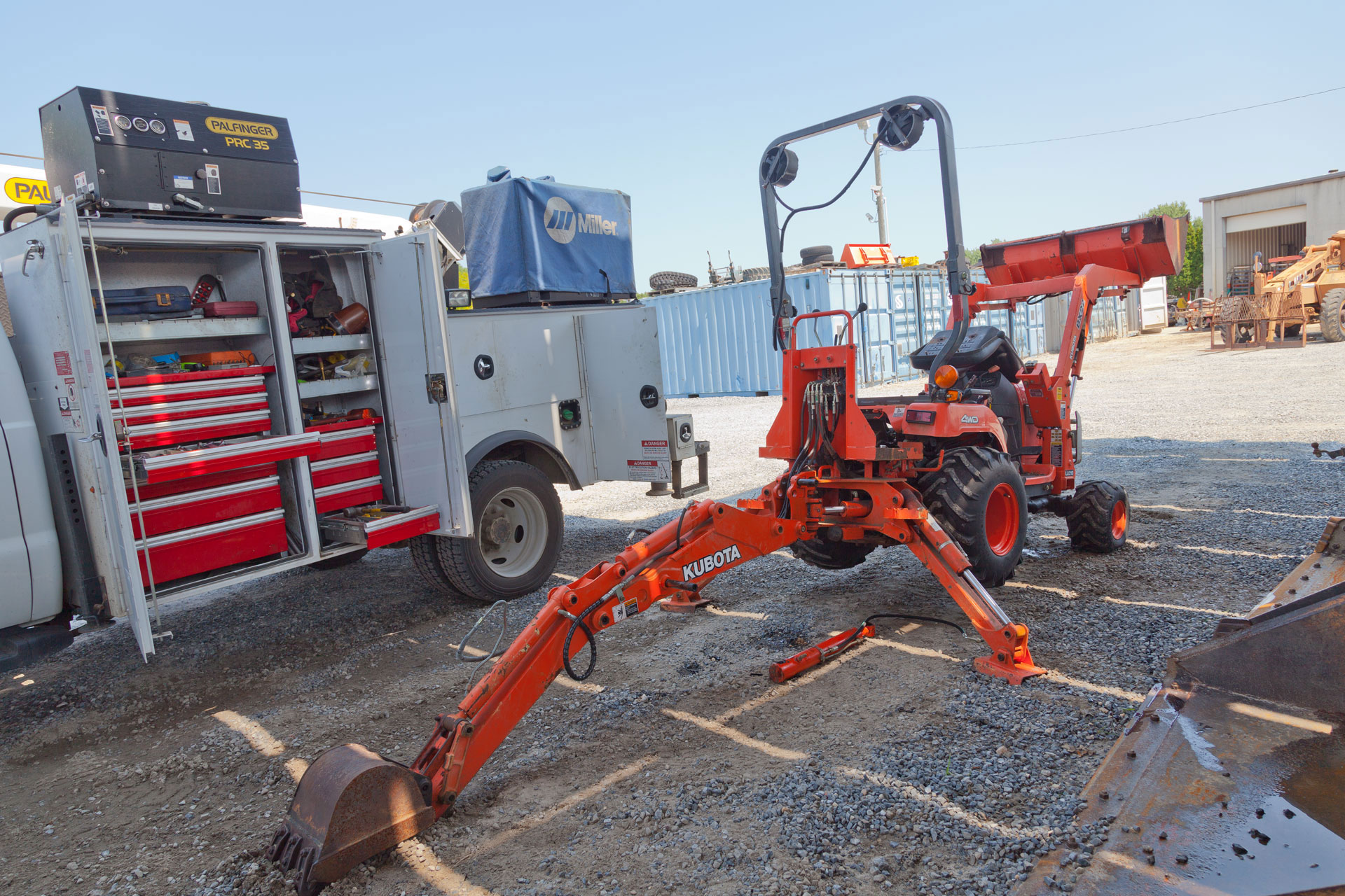 Advantage Rental and Sales | Equipment Rental